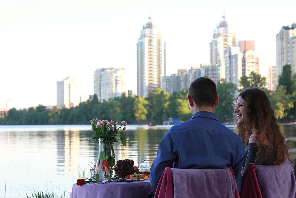 Романтический ужин на набережной. Альтечо 17