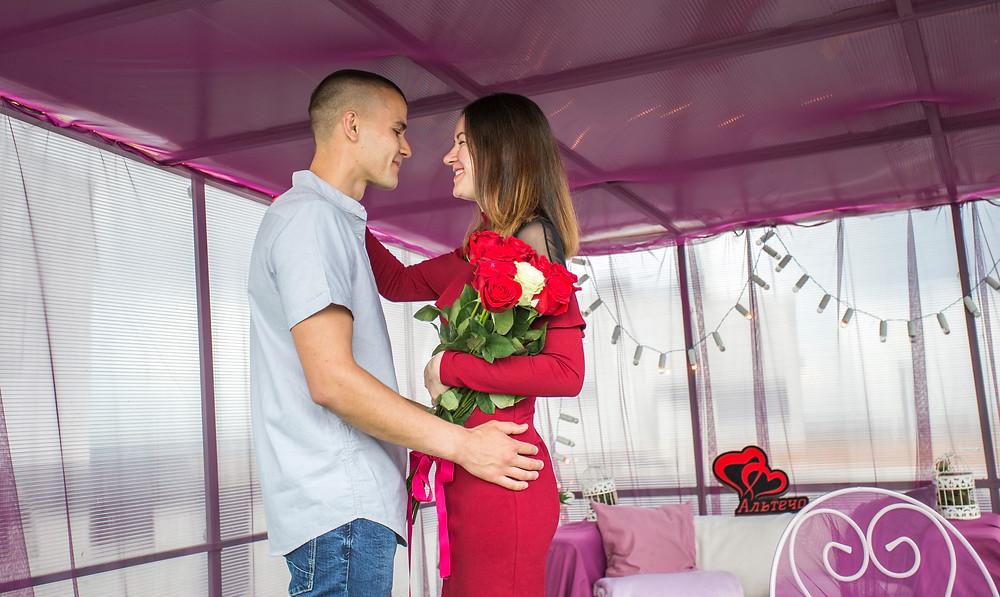 most romantic place in Kiev