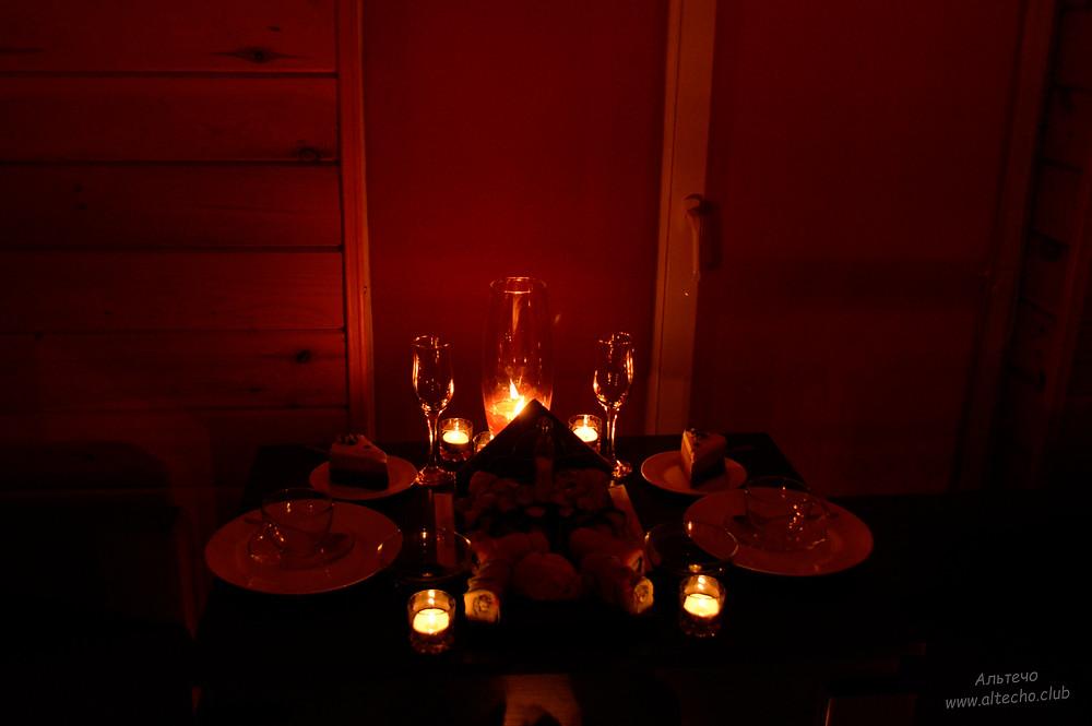 Альтечо свидание на крыше, романтический ужин, вечер для двоих 5