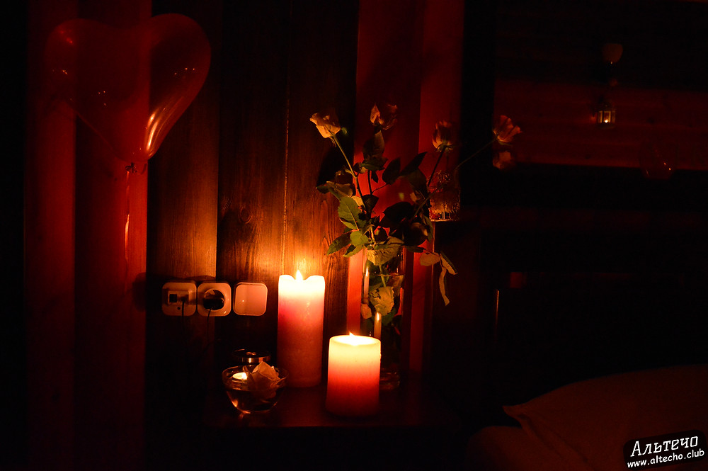 Альтечо, Романтический вечер, Свидание на крыше, ужин для двоих 2