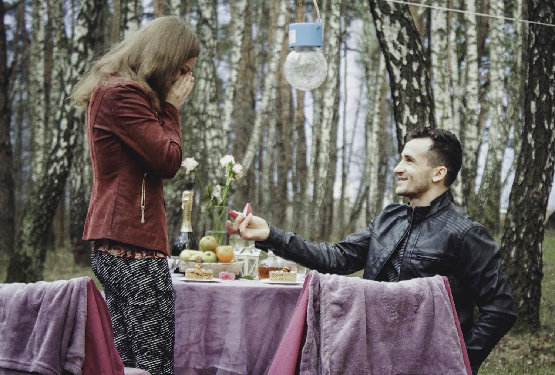 Альтечо, романтический ужин в лесу (18)