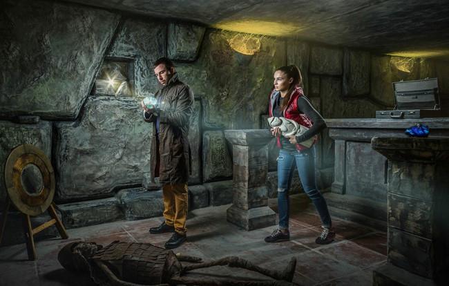Свидание в подземелье