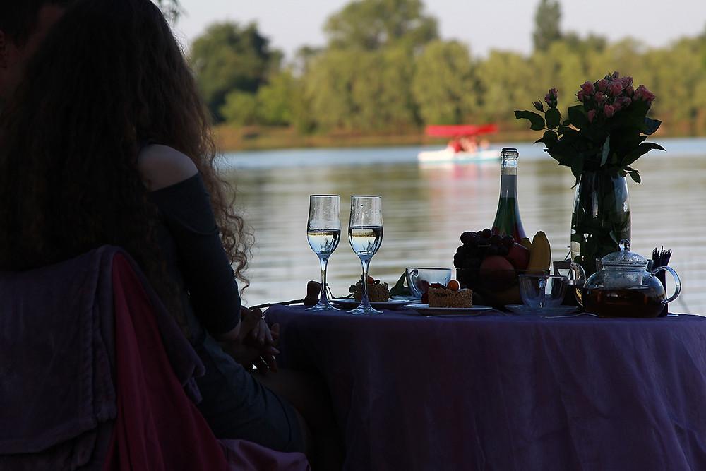 Романтический ужин на набережной. Альтечо 11