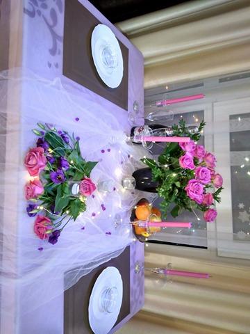 Романтический ужин дома, Киев, Альтечо (12)