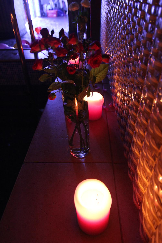 Альтечо, романтический ужин в бассейне 8
