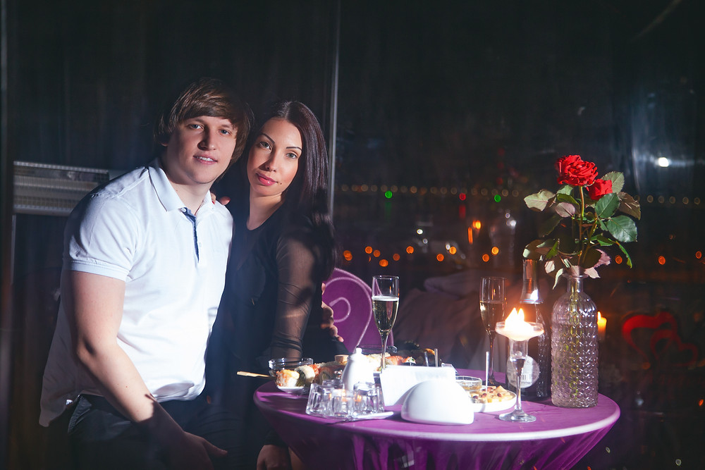 романтические рестораны Киева