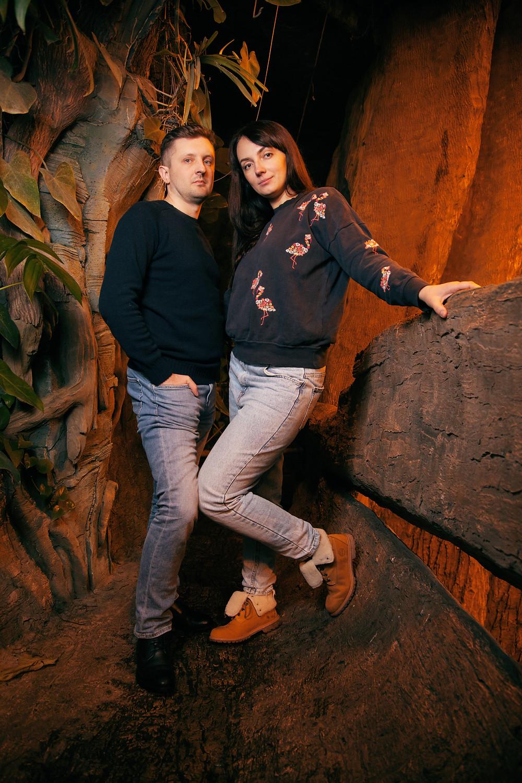 Романтика в Джунглях у водопада от сервиса романтики Альтечо 11