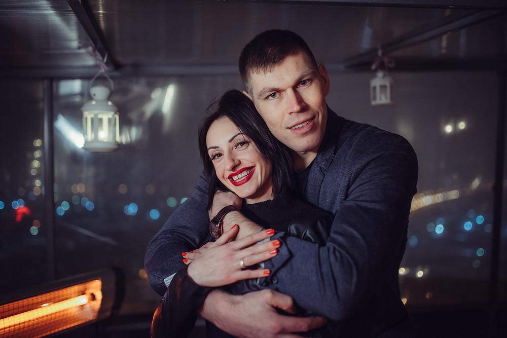Тёплое свидание на крыше, Киев, Альтечо