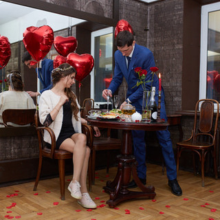 Романтический ужин, Свидание в музее Булгакова от Альтечо (29).jpg