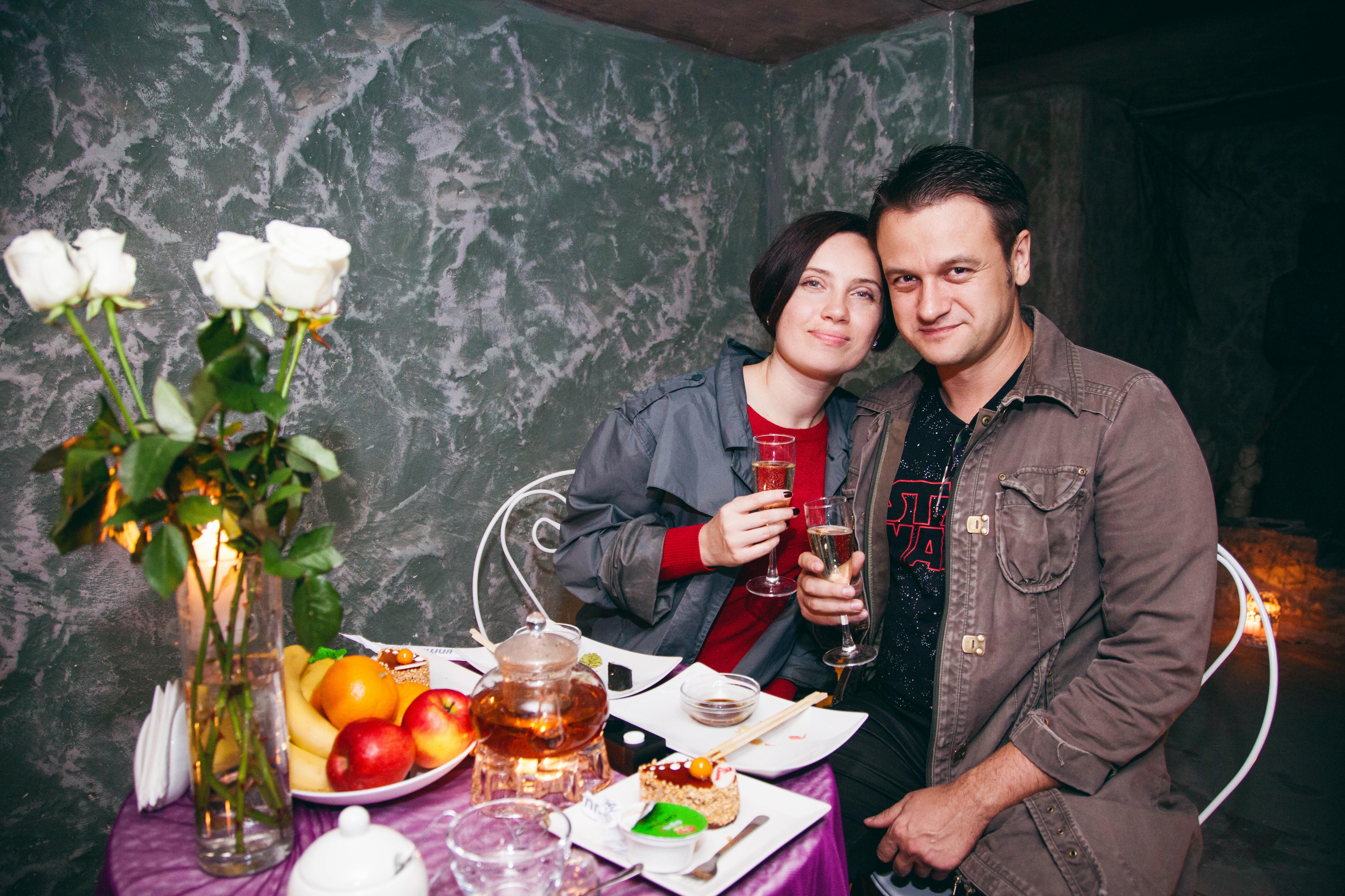 Романтический ужин в подземелье от сервиса романтики Альтечо (1)