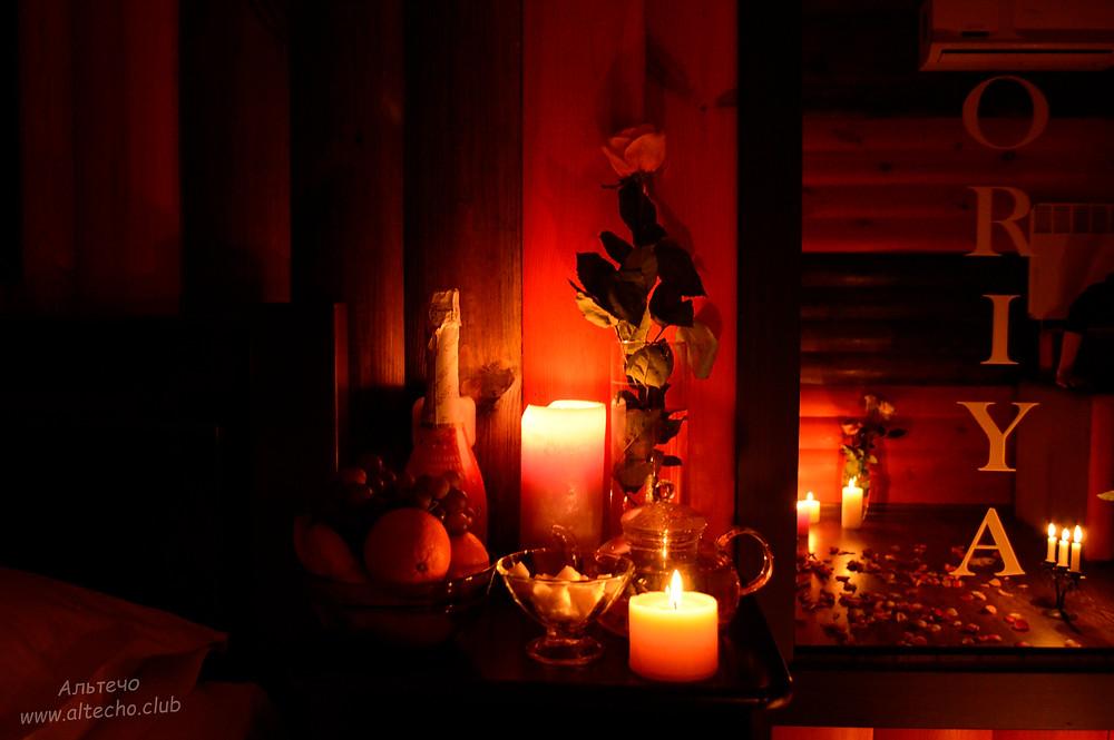 Альтечо свидание на крыше, романтический ужин, вечер для двоих, ресторан для двоих, романтическое свидание 3