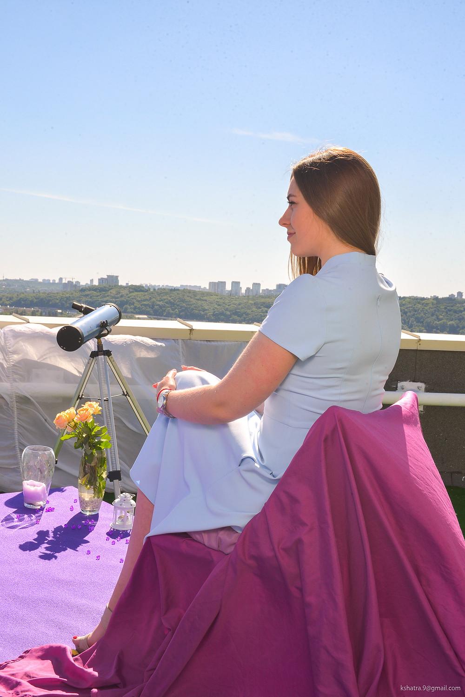 Свидание на крыше, Киев Альтечо 9