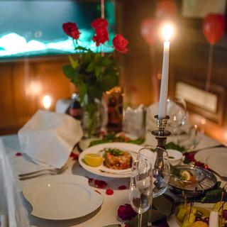 Романтический ужин от Альтечо в ресторан