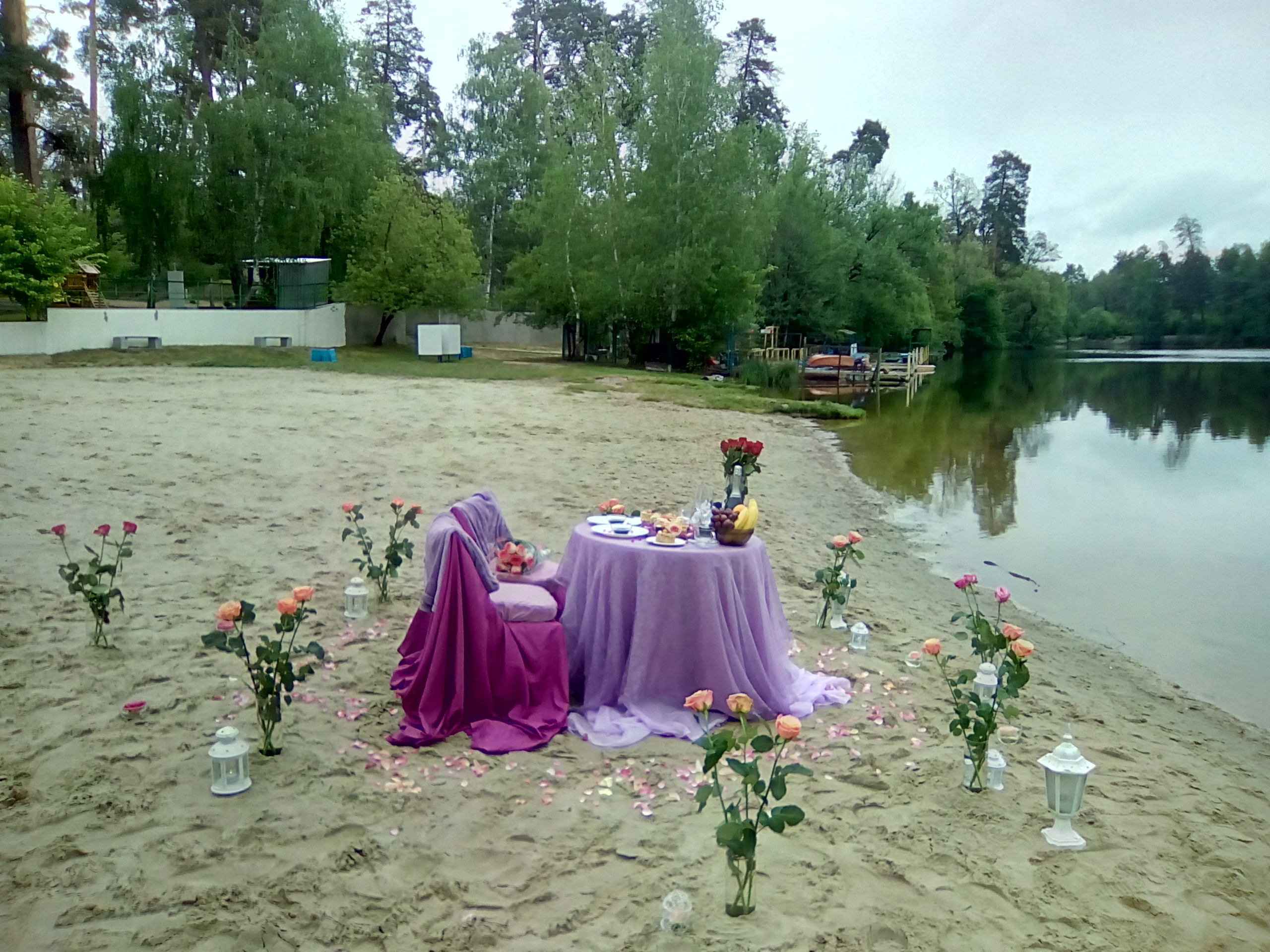 Альтечо, свидание на пляже (8)