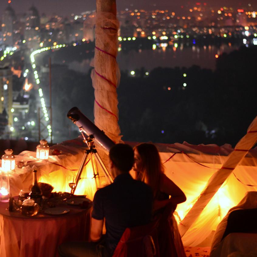 Свидание на крыше Киев Альтечо 11