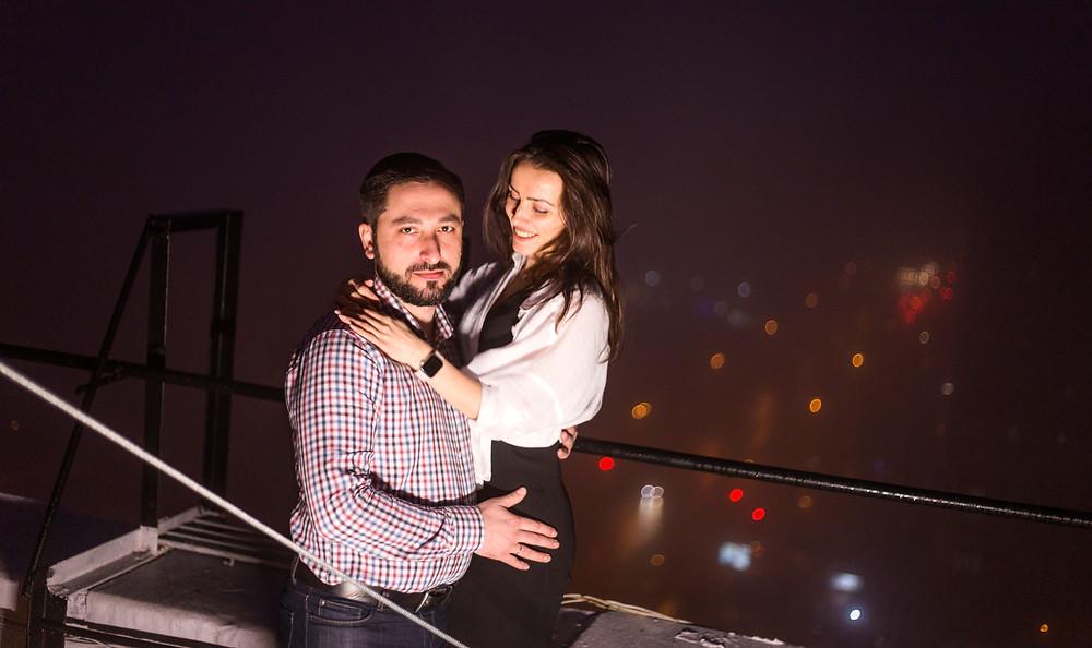 кафе на крыше, Киев