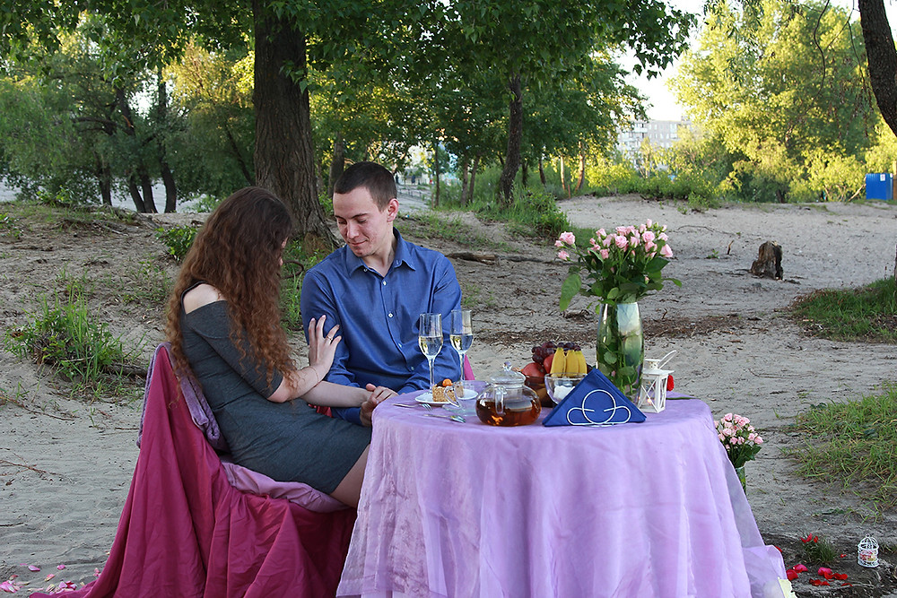 Романтический ужин на набережной. Альтечо 8