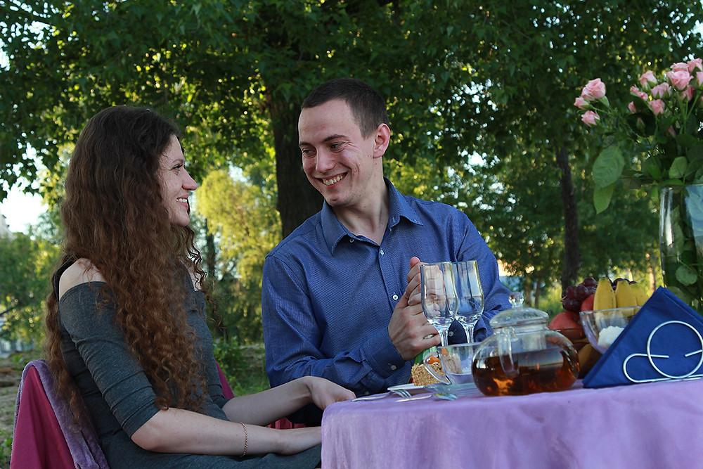 Романтический ужин на набережной. Альтечо 15