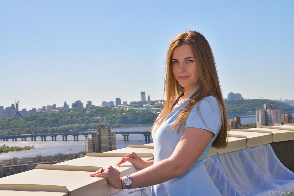 Свидание на крыше, Киев Альтечо 6