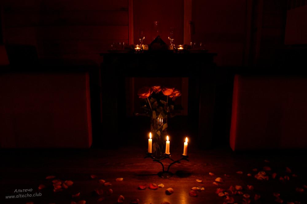 Альтечо свидание на крыше, романтический ужин, вечер для двоих 4