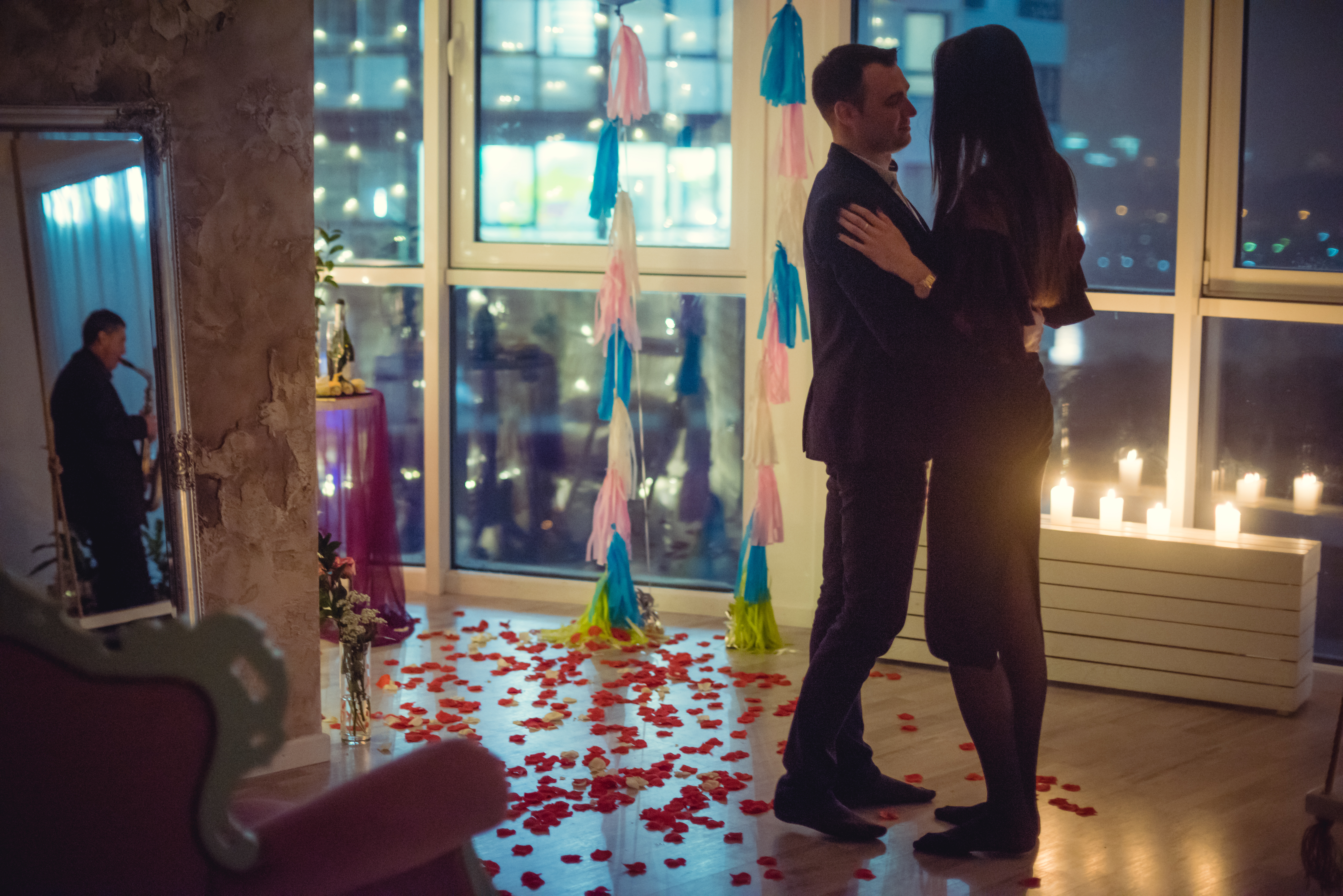 Ресторан для двоих, Киев, сервис романтики Альтечо (12)