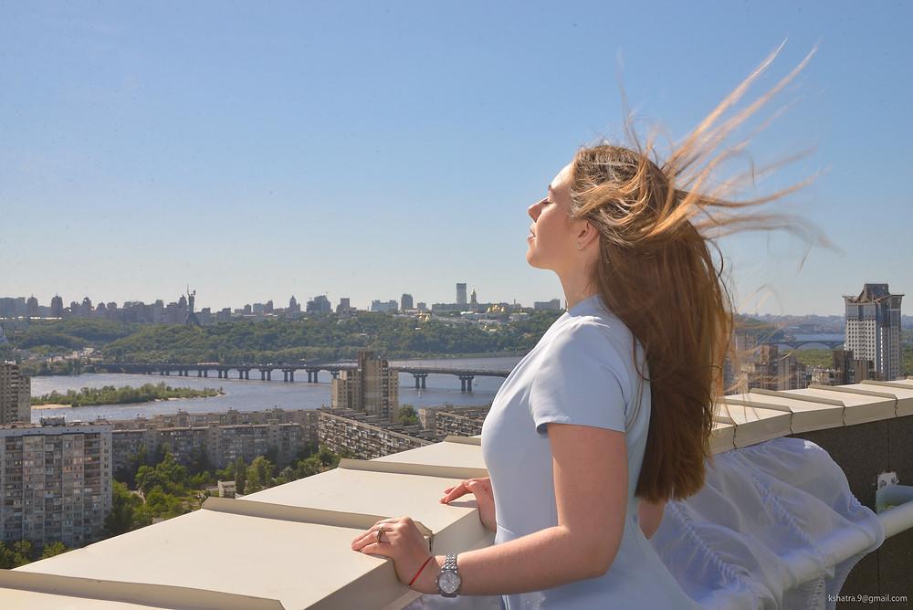 Свидание на крыше, Киев Альтечо 10