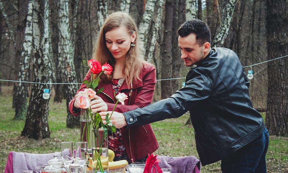 Альтечо, романтический ужин в лесу с прогулкой на лошадях 9