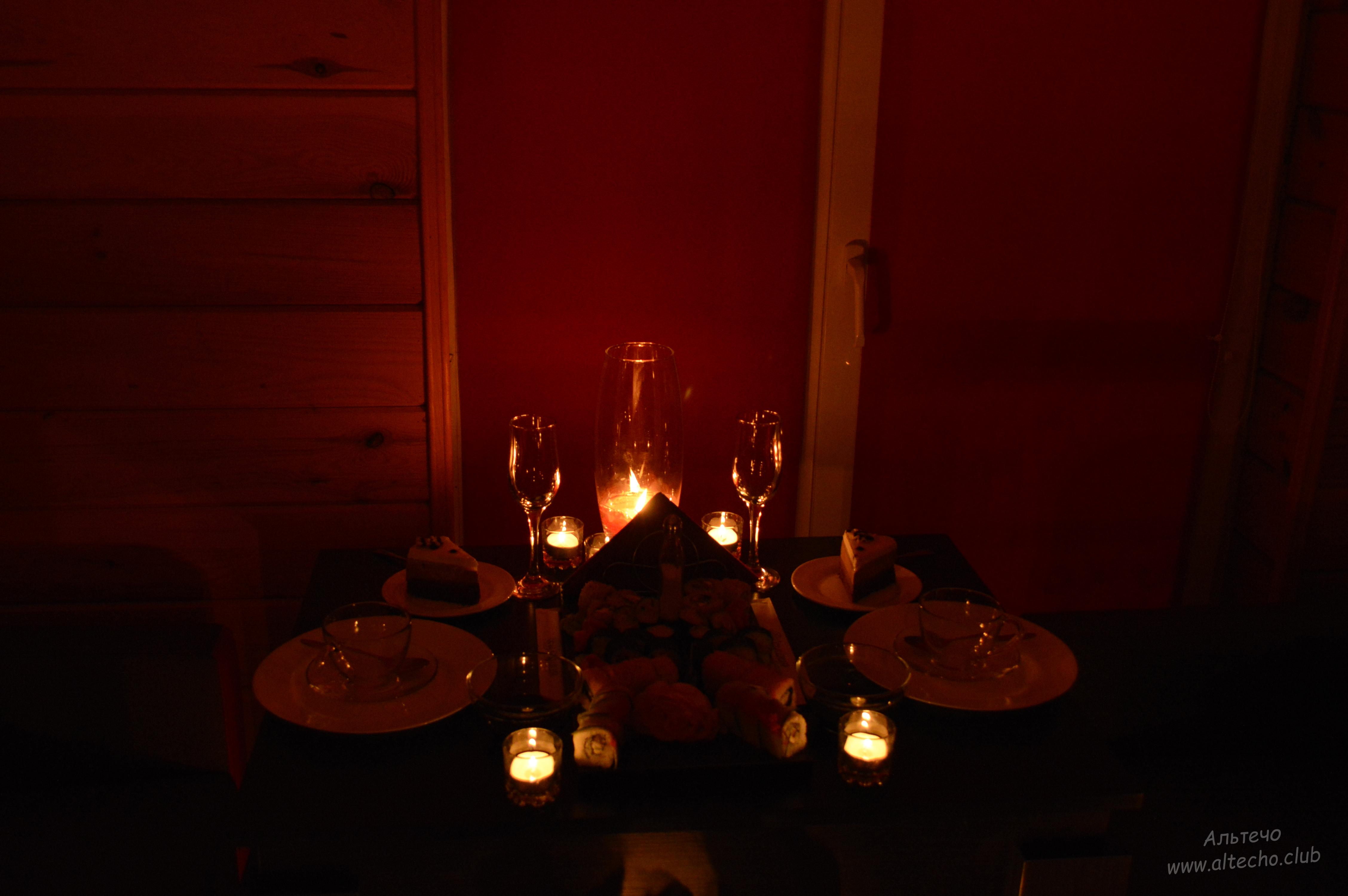 Альтечо свидание на крыше, романтический ужин, вечер для двоих (15)