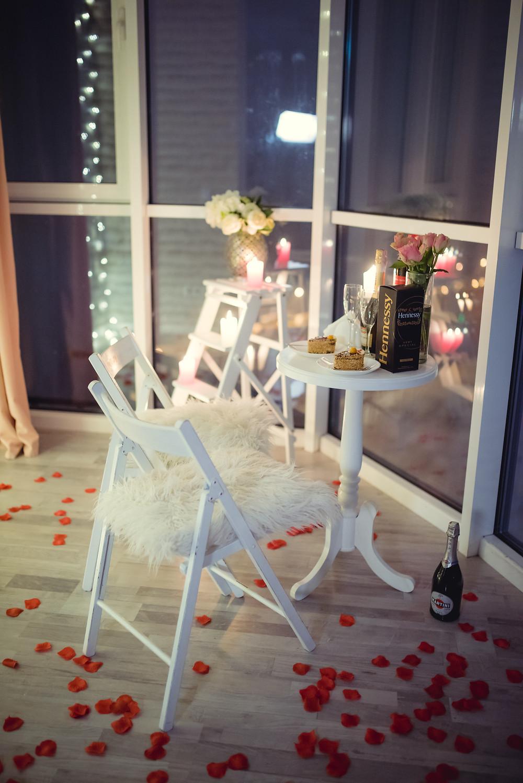 Ресторан для двоих от сервиса романтики Альтечо, Киев 9