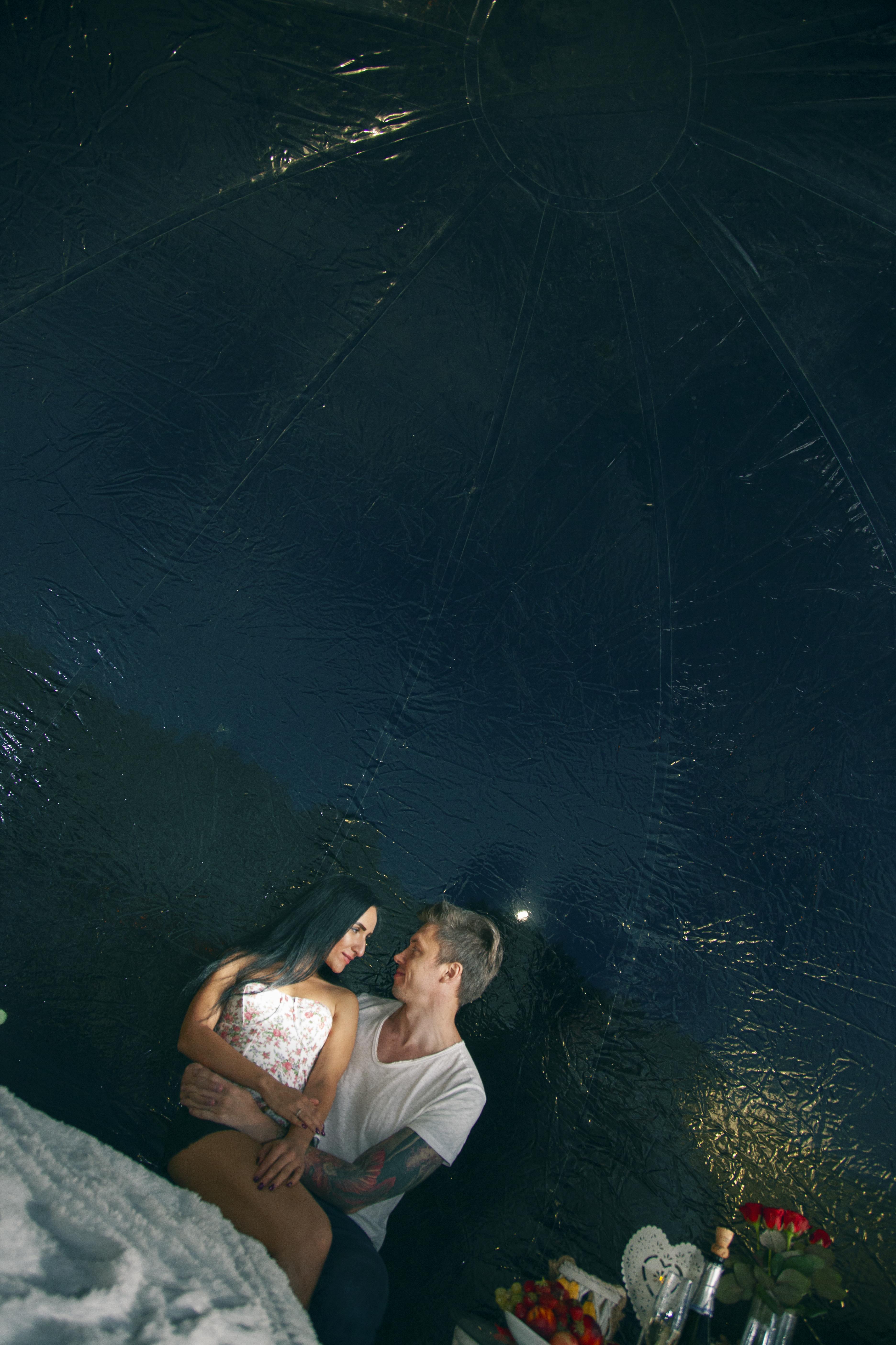 Под звездами в прозрачной сфере, сервис романтики Альтечо (7)