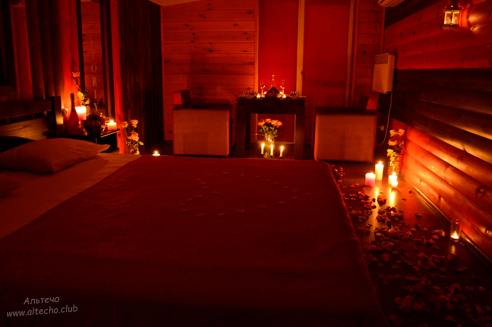 Альтечо свидание на крыше, романтический ужин, вечер для двоих 1