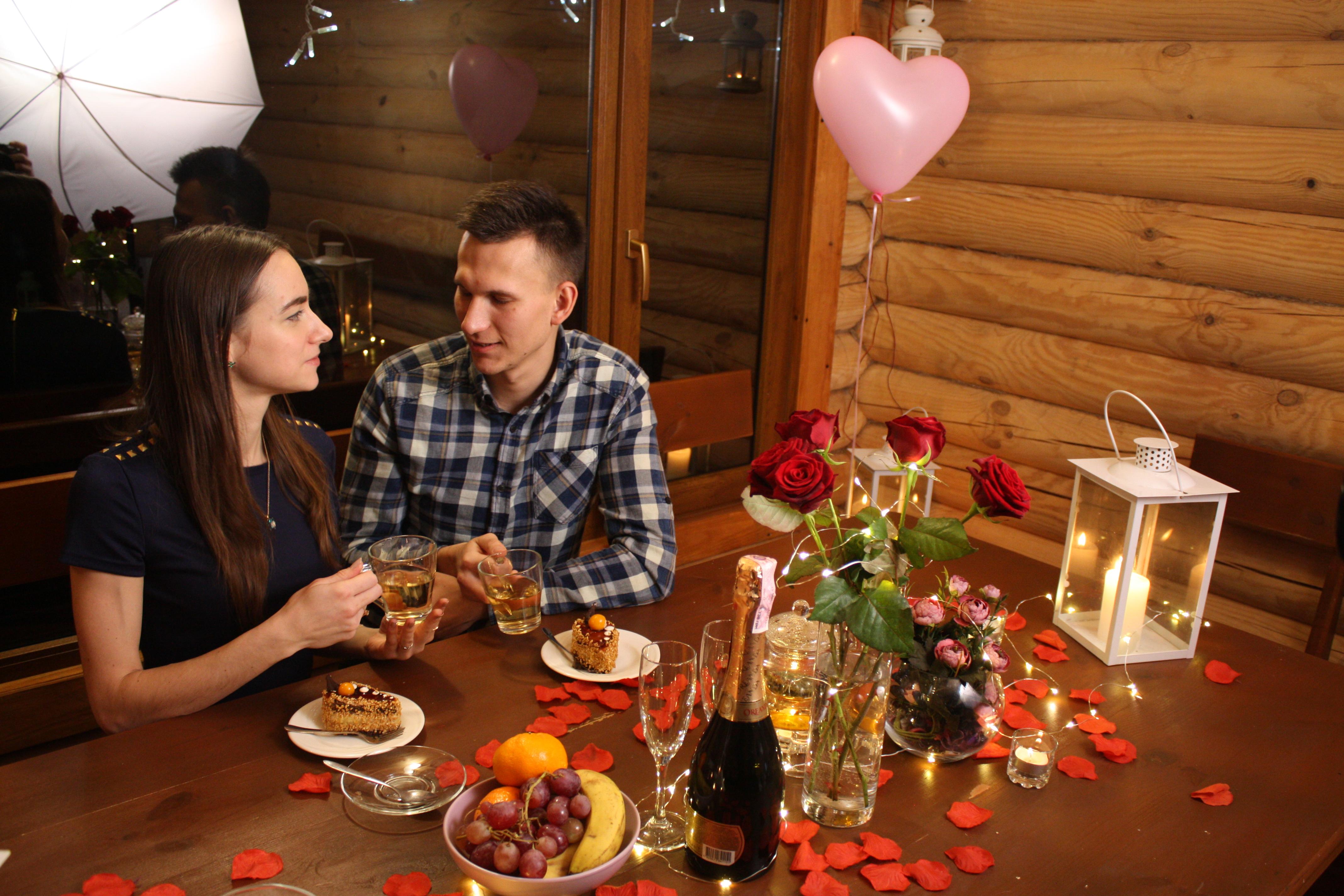 Романтический ужин в горячем чане Афродиты под открытым небом от сервиса романтики Альтечо (28)