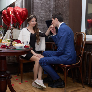 Романтический ужин, Свидание в музее Булгакова от Альтечо (13).jpg