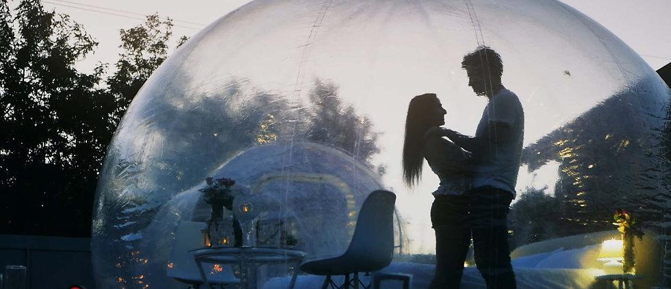 Романтическое свидание под звездами