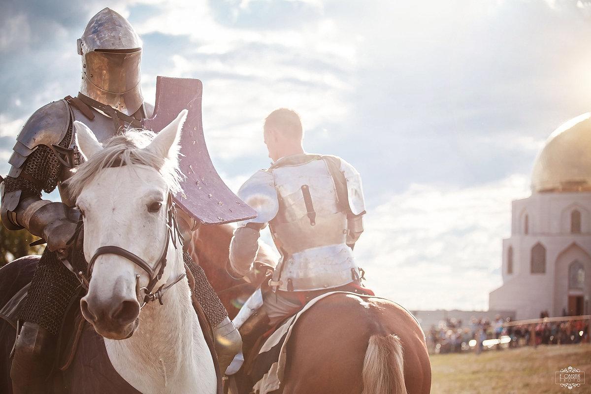 Принц на белом коне (7)
