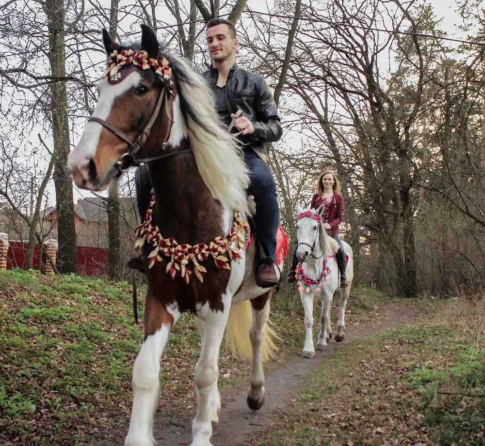 Альтечо, романтический ужин в лесу с прогулкой на лошадях 18
