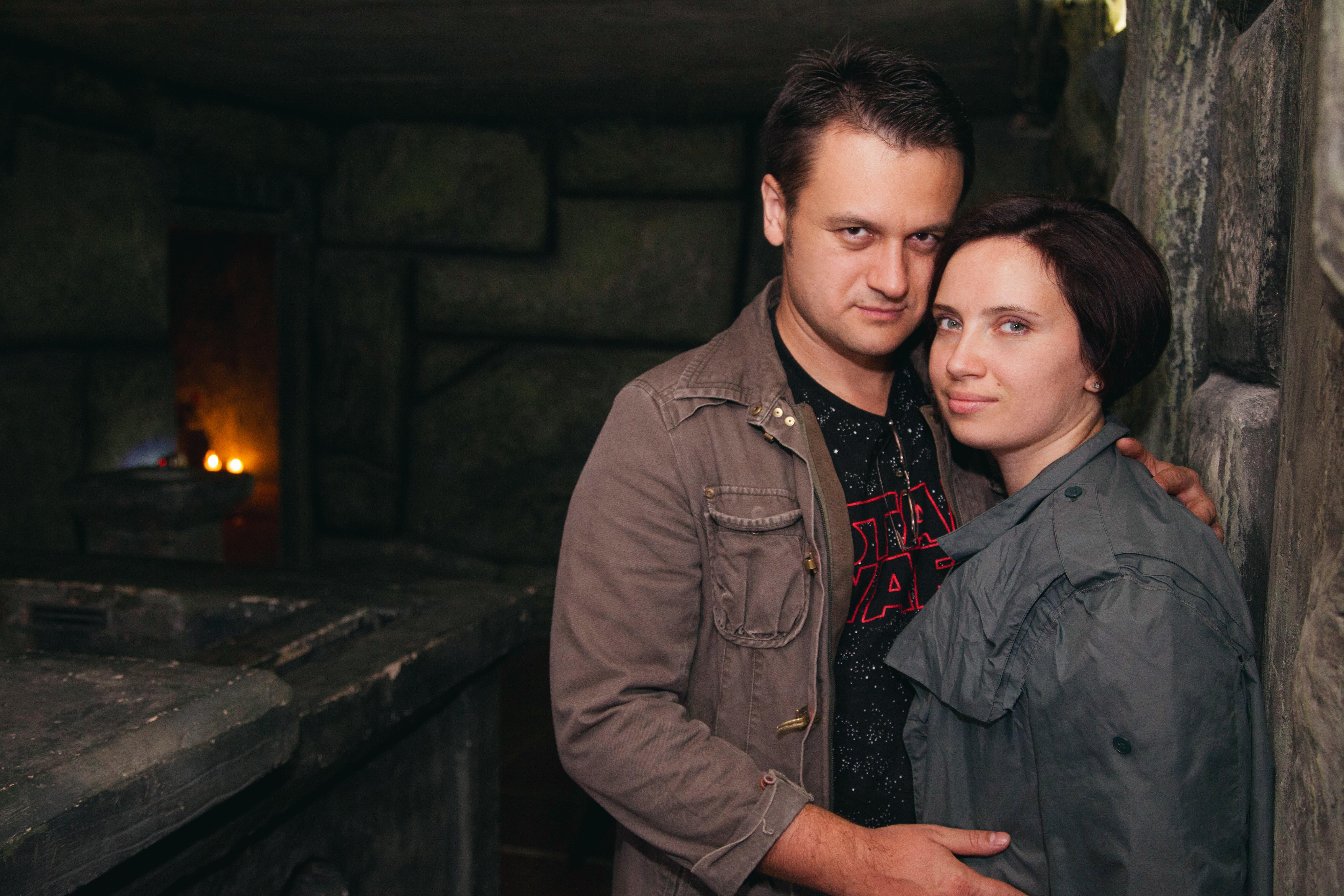 Романтический ужин в подземелье от сервиса романтики Альтечо (11)