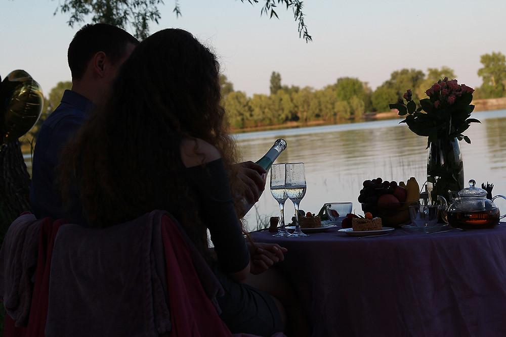 Романтический ужин на набережной. Альтечо 16