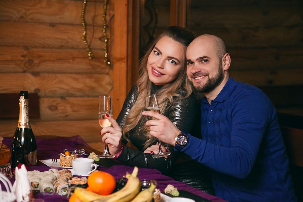 Романтический ужин от Альтечо, Киев