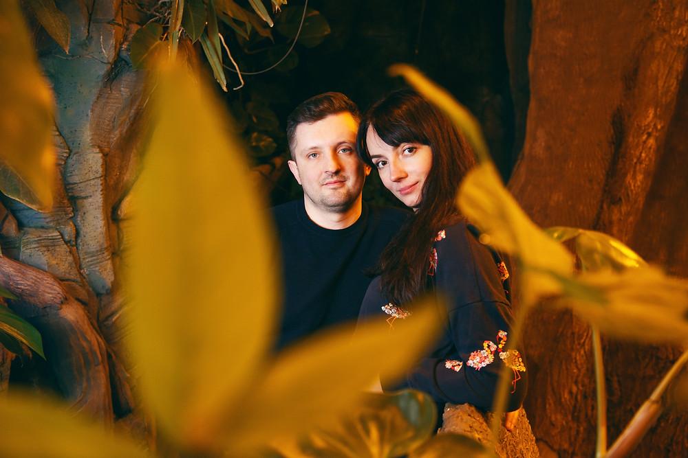 Романтика в Джунглях у водопада от сервиса романтики Альтечо 7