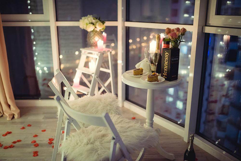 Ресторан для двоих от сервиса романтики Альтечо, Киев 11
