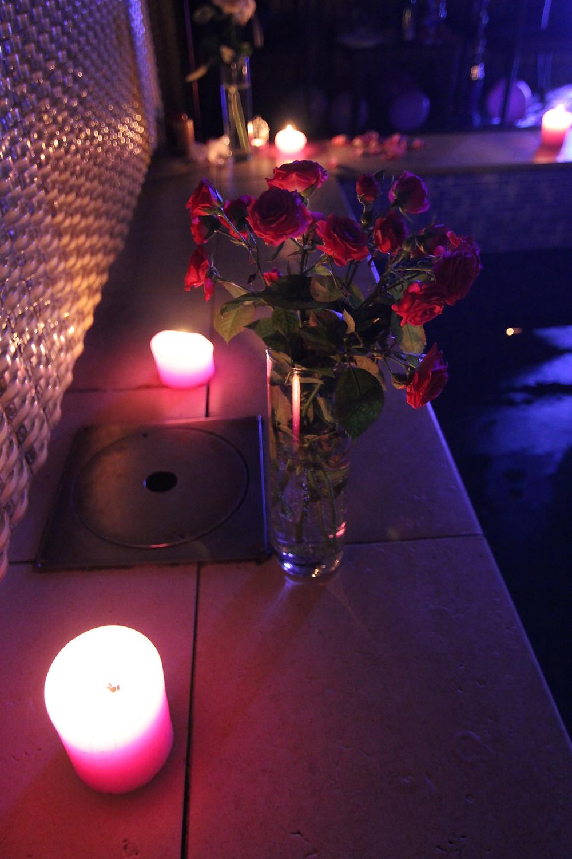 Альтечо, романтический ужин в бассейне 7