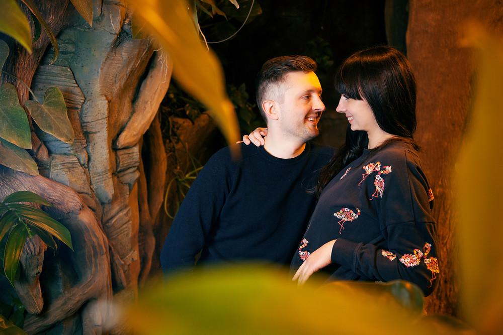 Романтика в Джунглях у водопада от сервиса романтики Альтечо 10