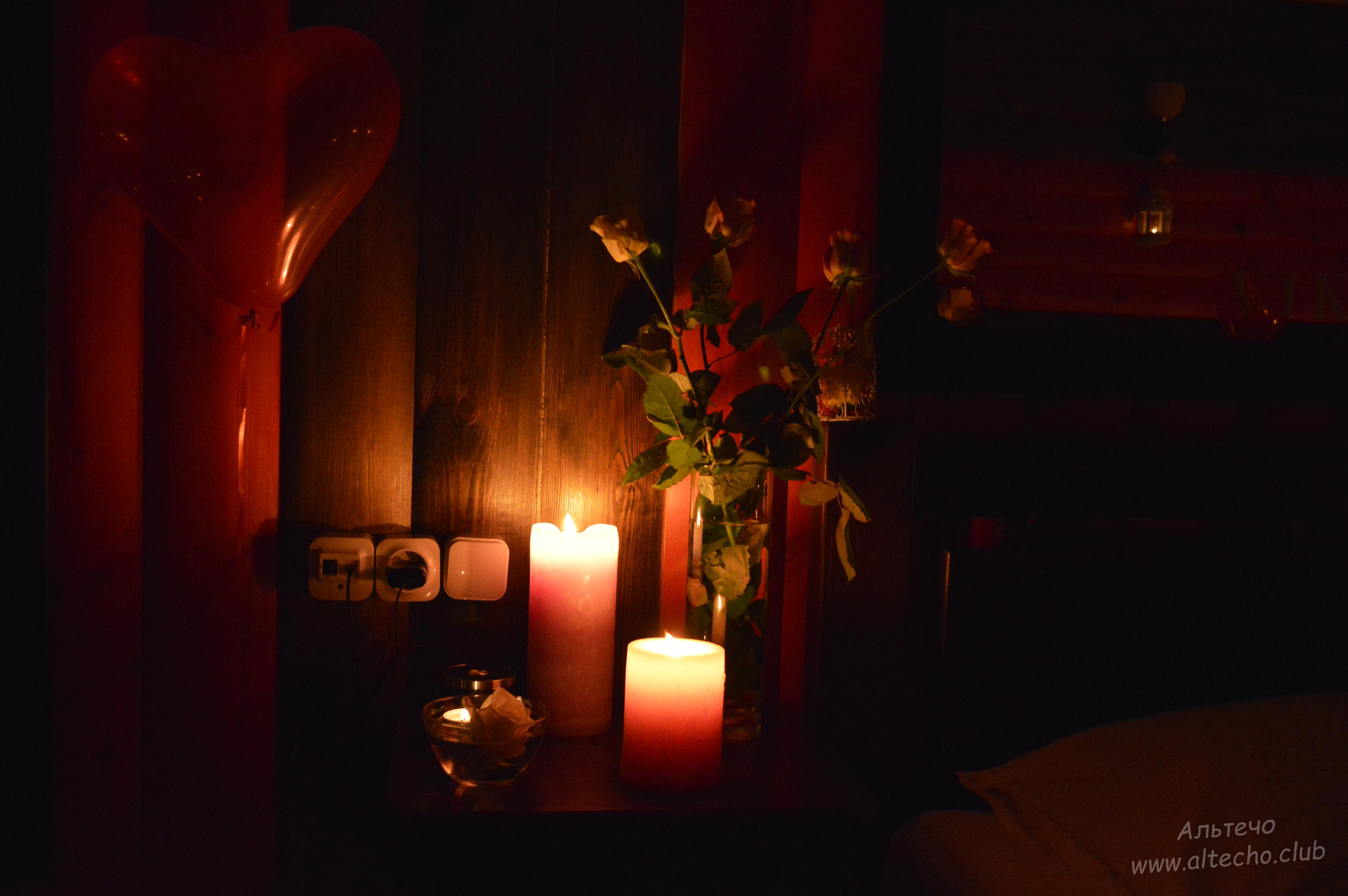 Альтечо, Романтический вечер, Свидание на крыше, ужин для двоих   (3)