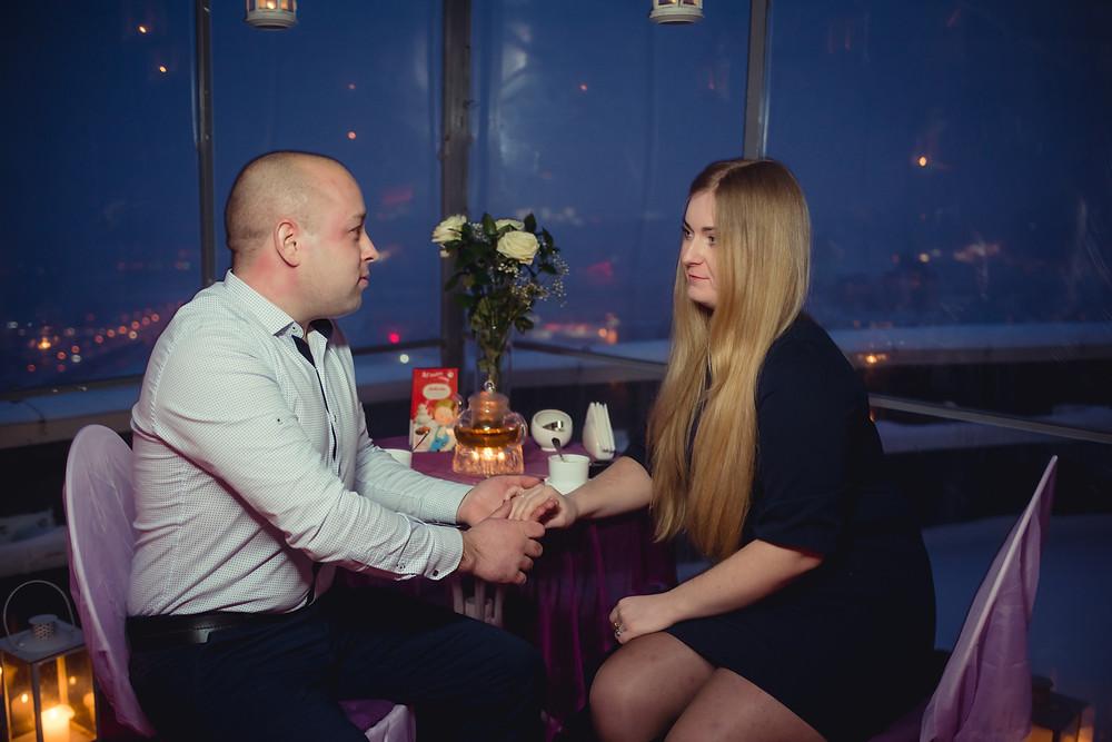 История предложения руки и сердца на крыше, Киев 12
