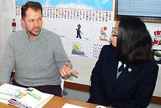 Discussion 高校生コース 子供英会話 ザッツ英会話スクール 守谷市 茨城県 外国人先生 講師 楽しく学ぶ
