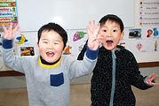 Hello! 3才児コース 子供英会話 ザッツ英会話スクール 守谷市茨城県 英語 外国人先生 講師