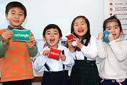 Goodbye 4〜6才児コース 子供英会話 ザッツ英会話スクール 守谷市茨城県 英語 外国人先生 講師