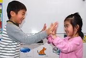 Hello! 4〜6才児コース 子供英会話 ザッツ英会話スクール 守谷市茨城県 英語 外国人先生 講師