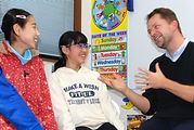 Hello! 小学生コース 子供英会話 ザッツ英会話スクール 守谷市茨城県 英語 外国人先生 講師